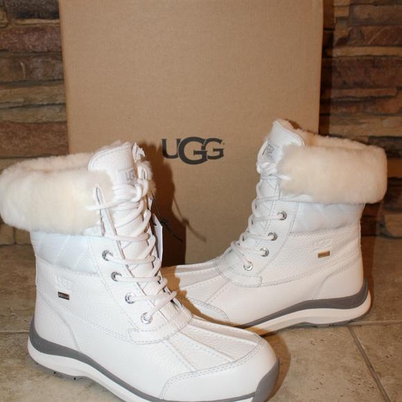 7edef879fc9 UGG ADIRONDACK III Waterproof Leather Boots NEW! Boutique